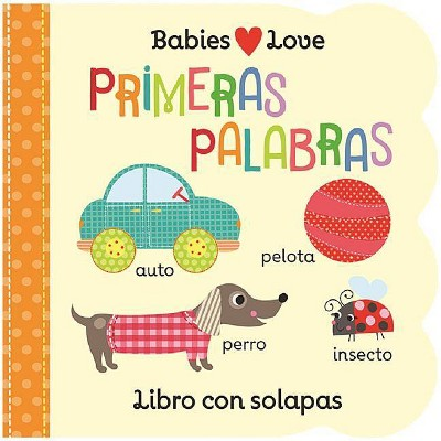 Primeras Palabras - by Scarlett Wing (Board Book)