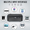 Dartwood Portable Mini Projector with HDMI, USB, and TF Memory Ports - Enhance Your Movie, TV and Gaming Experience in the Office or Bedroom - image 2 of 4