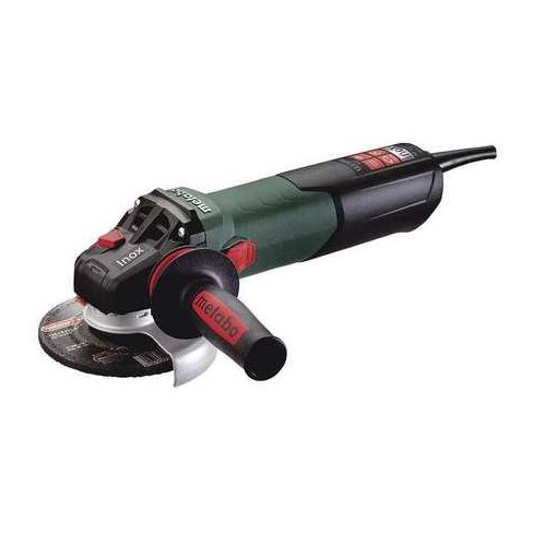 """METABO WEV 15-125 QUICK INOX Angle Grinder,5"""",13 A,2800 to 11,000 RPM - image 1 of 1"""