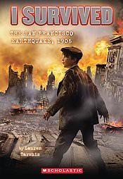 I Survived the San Francisco Earthquake, ( I Survived) (Original) (Paperback) by Lauren Tarshis