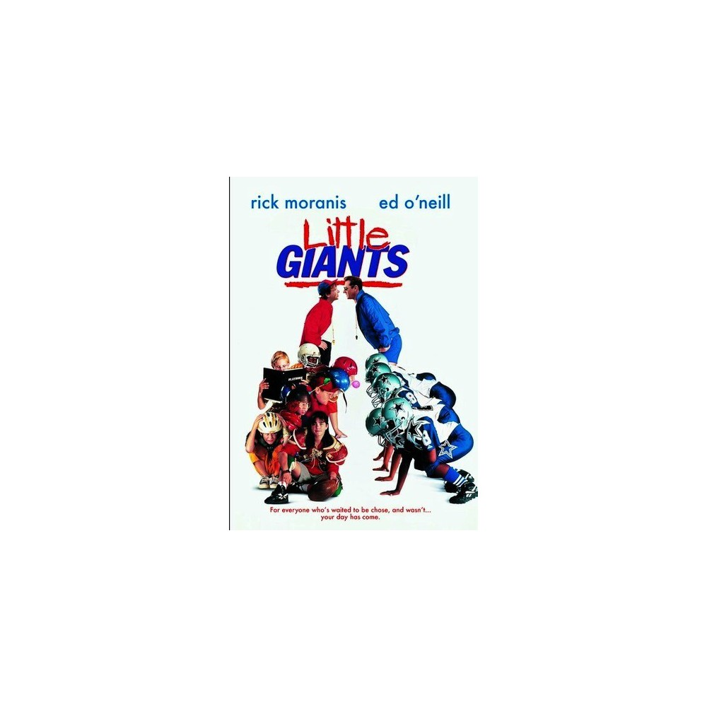 Little Giants (Dvd), Movies
