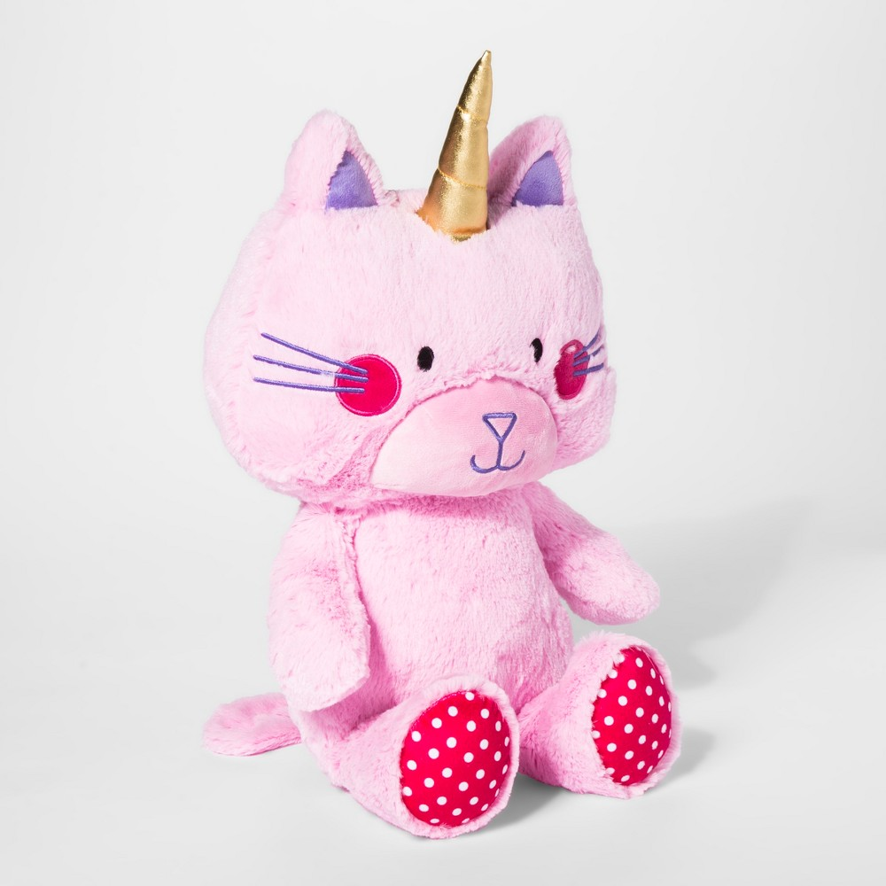 Image of R U Kitten Me Pillowbuddy Pink