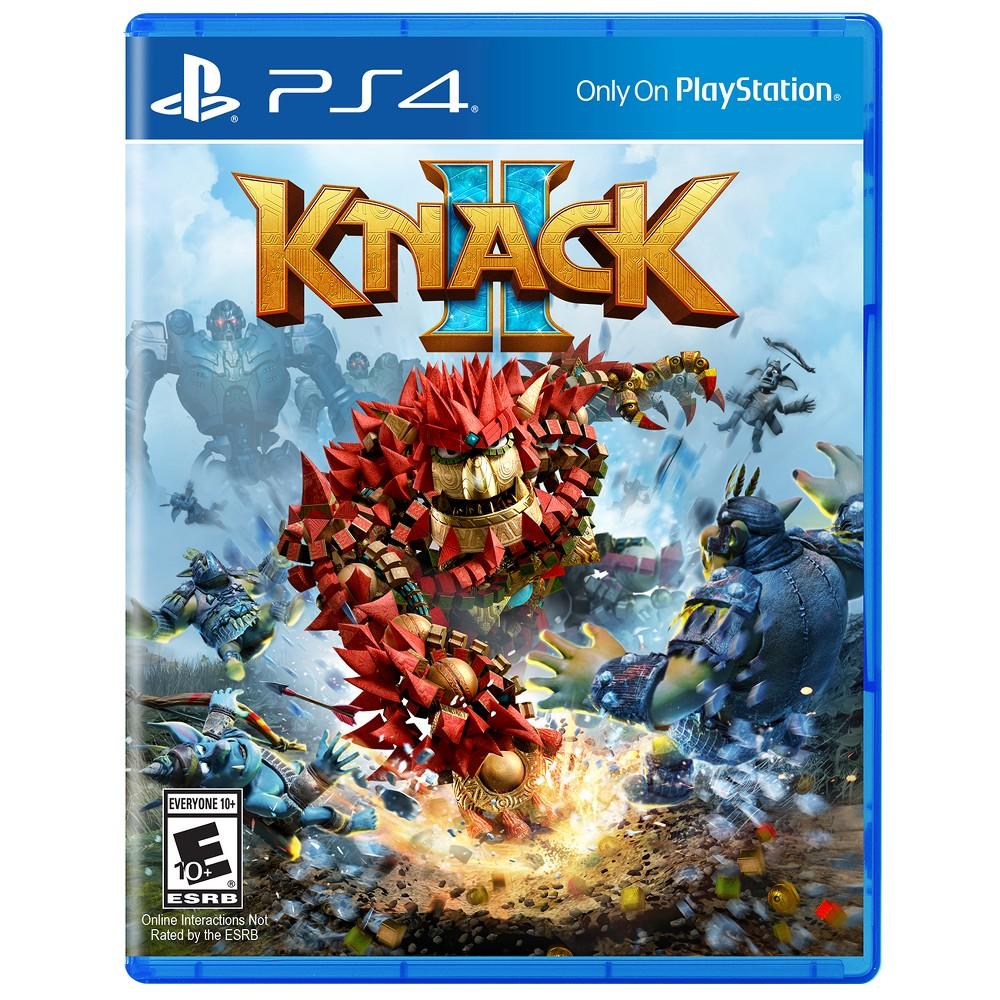 Knack 2 PlayStation 4, Video Games