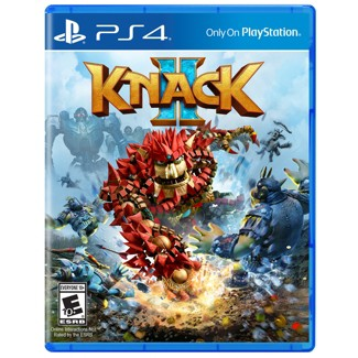 Knack 2 PlayStation 4