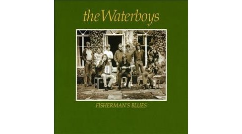 Waterboys - Fisherman's Blues (CD) - image 1 of 1