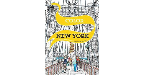 Color New York ( Color) (Paperback). - image 1 of 1