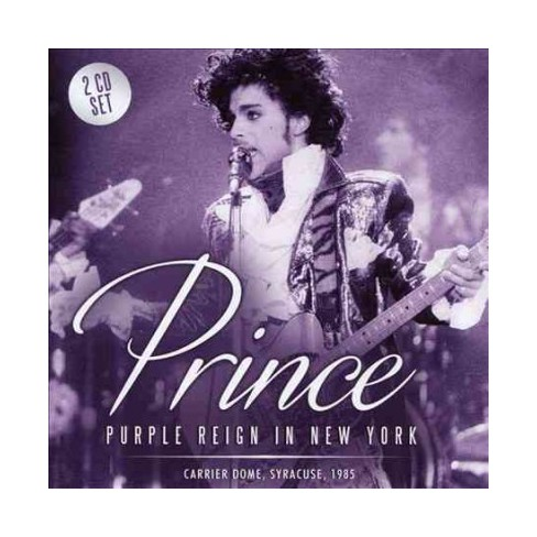550d71804f6 Prince - Purple Reign In New York (CD)   Target