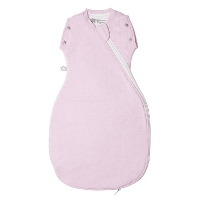 Tommee Tippee Sleepee Snuggee Baby Swaddle Blanket 1.0 Tog - Pink Marl 0-4 Months