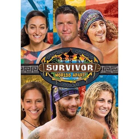 Survivor 30: Worlds Apart (DVD) - image 1 of 1