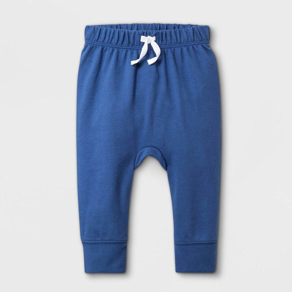 Baby Jogger Pull On Pants Cat 38 Jack 8482 Dusty Blue 0 3m