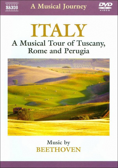 Musical journey:Italy musical tour (DVD) - image 1 of 1