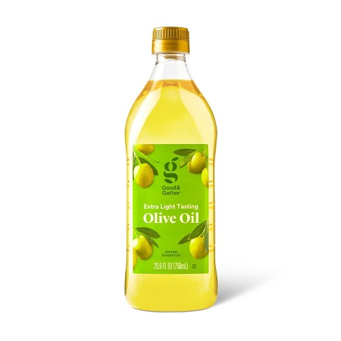 Extra Light Tasting Olive Oil - 25.5oz - Good & Gather™ - image 1 of 2
