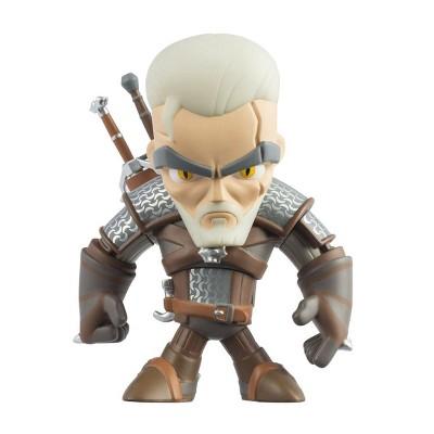 """JINX Inc. Witcher 3 Geralt of Rivia 6"""" Vinyl Figure"""