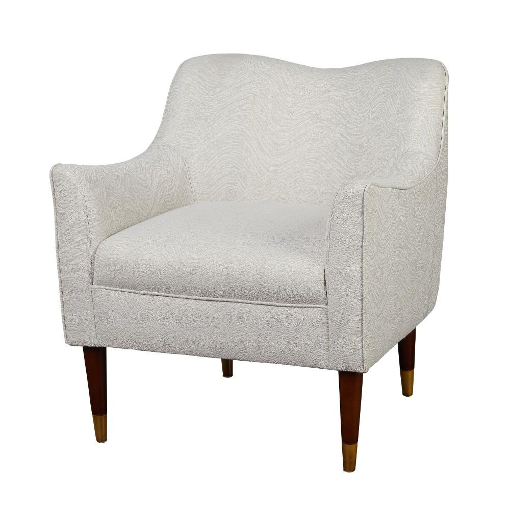 Image of Emma Chair Light Gray - Lifestorey