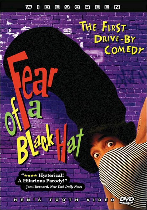 Fear of a black hat (DVD) - image 1 of 1
