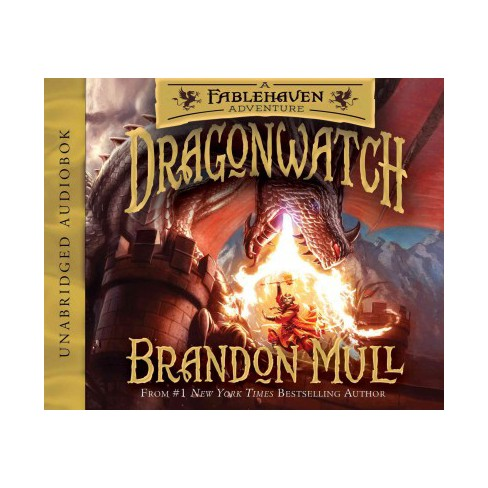 Dragonwatch Vol 1 Unabridged Cdspoken Word Brandon Mull