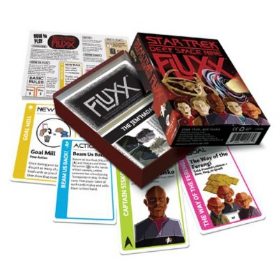 Star Trek - Deep Space Nine Fluxx Board Game