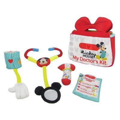 Kids Preferred My 1st Mickey Mouse Doctor Playset