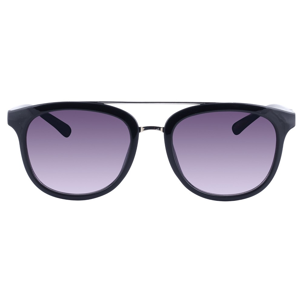 Women's Mid size Sunglasses - Black These Black Mid-sized Fashion Ladies sunglasses are perfect to wear everyday. Slip on these classic sunglasses for sophisticated style made easy. These sunglasses are 100 percent Uva and Uvb protection. Gender: Female. Age Group: Adult. Pattern: Solid.