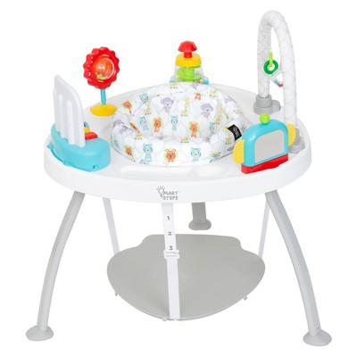 Smart Steps by Baby Trend 3-in-1 Bounce N' Play Activity Center Plus - Tike Hike
