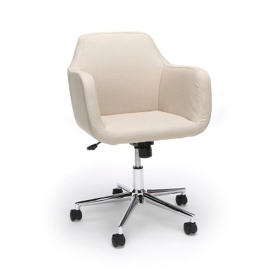 Upholstered Adjustable Home Office Chair With Wheels Ofm Target