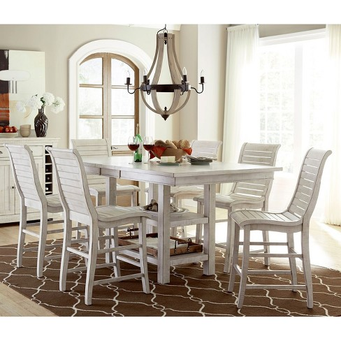 Willow Rectangular Counter Height Dining Table