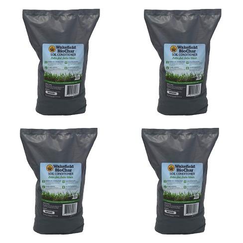 Wakefield 1 Pound Premium Biochar Organic Garden Soil Conditioner (4 Pack) - image 1 of 4