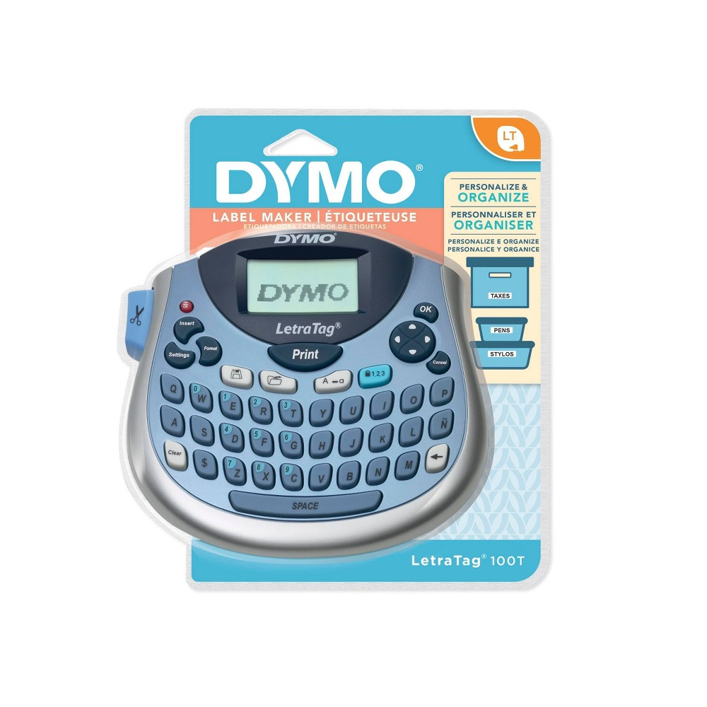 Image of DYMO LetraTag 100T Tabletop Label Maker