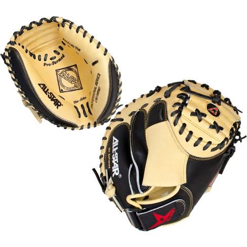 All Star Pro Advanced 315 Cm1100pro Youth Baseball Catchers Mitt