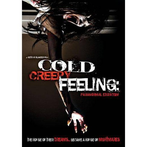 Cold Creepy Feeling: Paranormal Exorcism (DVD) - image 1 of 1