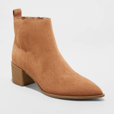 Women's Kennedy Ankle Boots - Universal Thread™