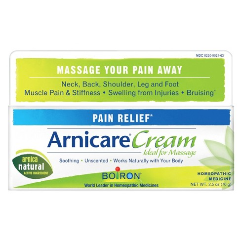 Boiron Arnicare Pain Relief Cream - 2.5oz - image 1 of 3