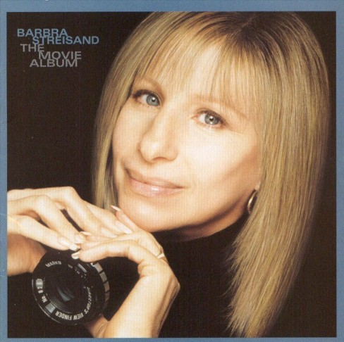 Barbra streisand - Movie album (CD) - image 1 of 2