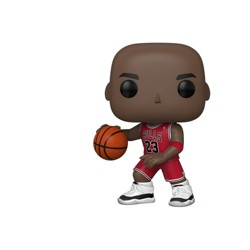 "Funko POP! NBA: Chicago Bulls - 10"" Michael Jordan (Red Jersey)"