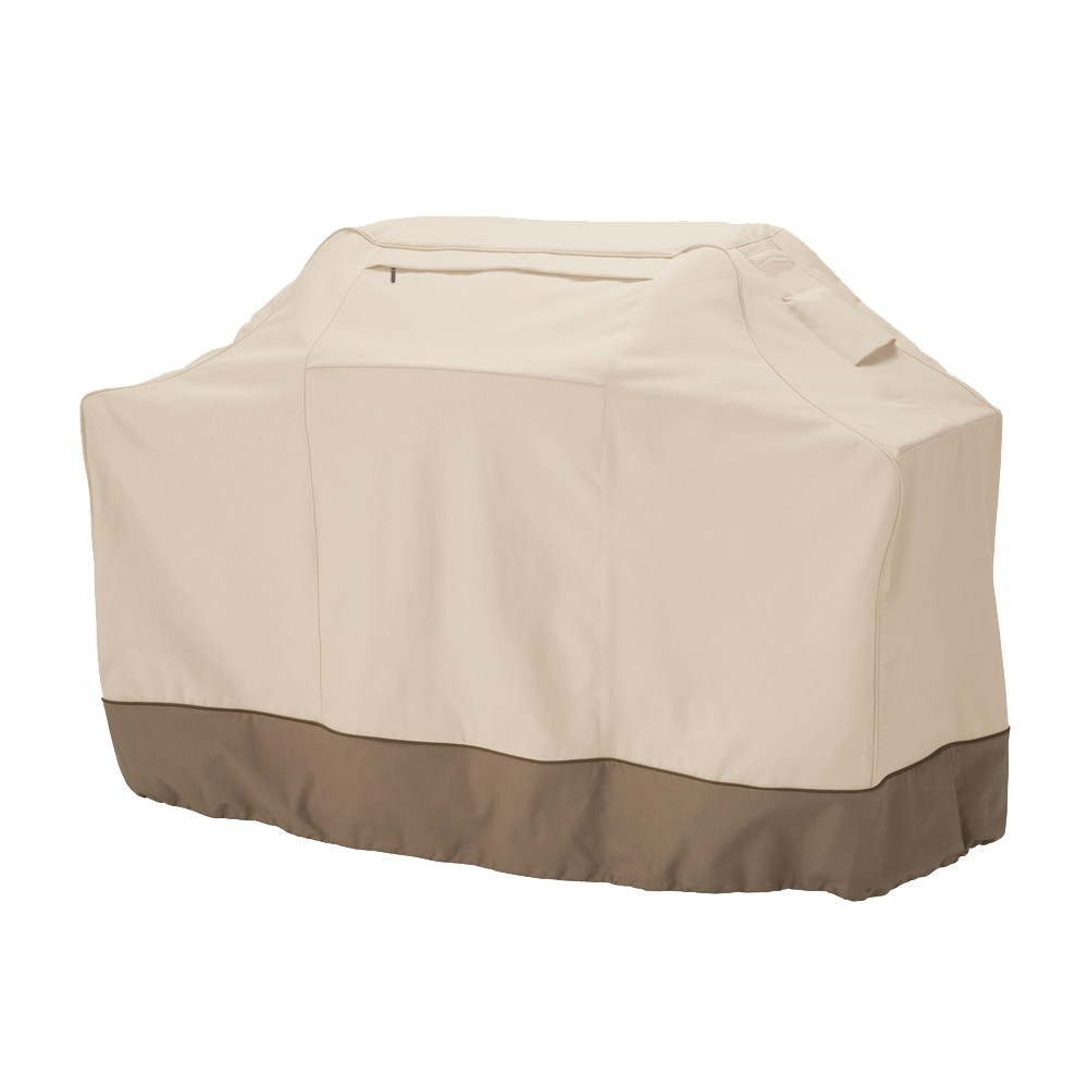 Image of Classic Accessories Veranda Cart BBQ Cover - XXL, Brown