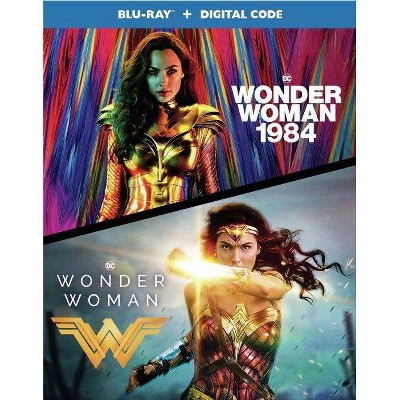 Wonder Woman 1984 & Wonder Woman: 2-Film Bundle (Blu-ray + Digital)