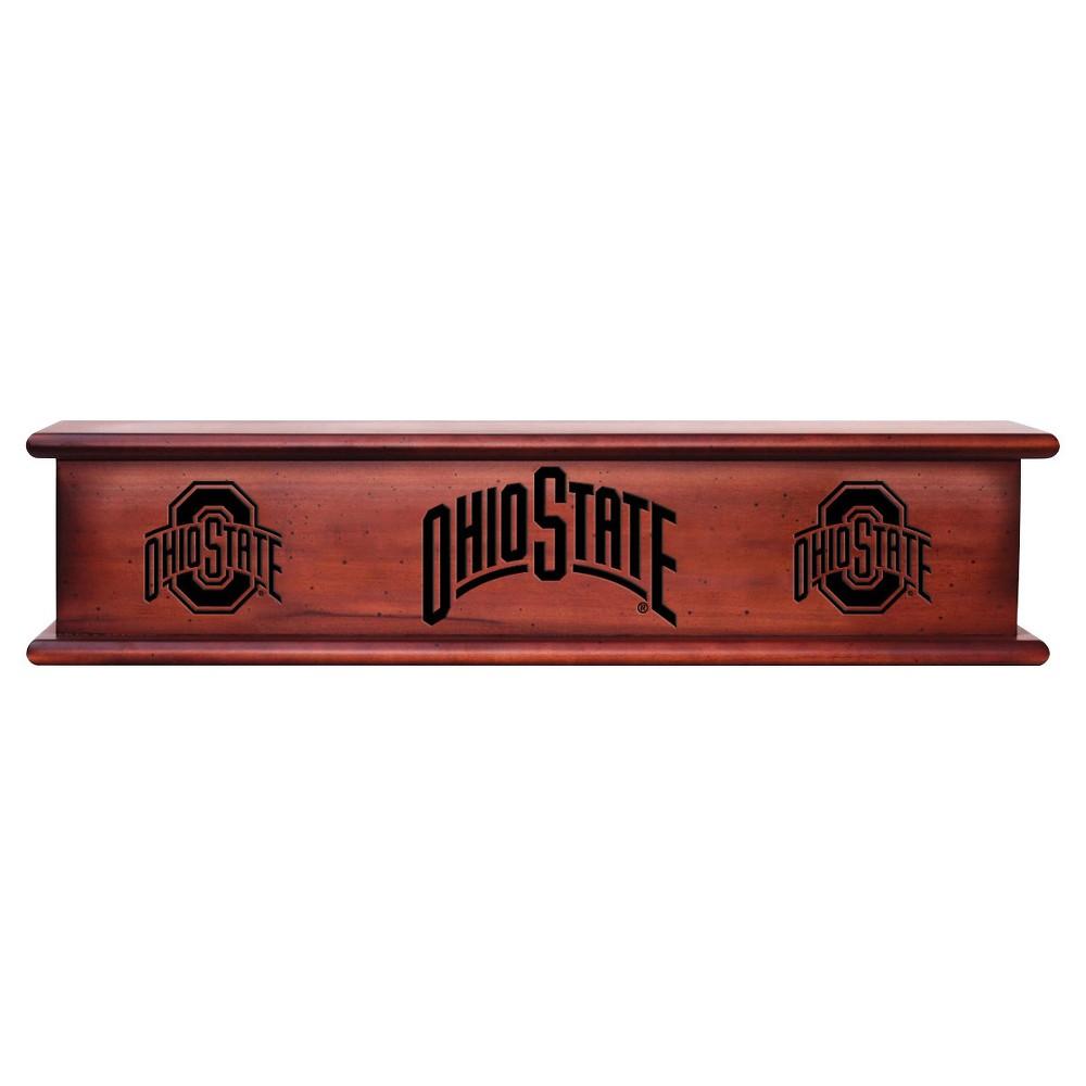 NCAA Imperial 20 in. Memorabilia Wall Shelf Ohio State Buckeyes