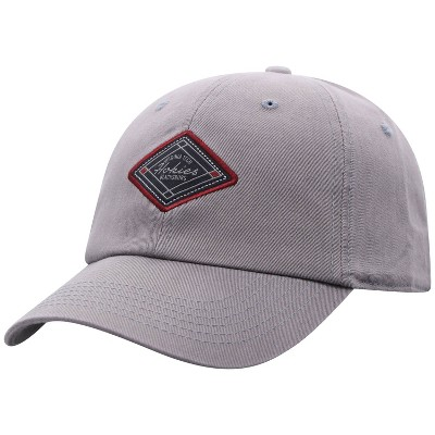 NCAA Virginia Tech Hokies Men's Gray Washed Relaxed Fit Hat