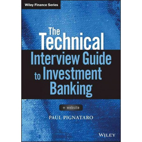 investment banking workbook wiley finance