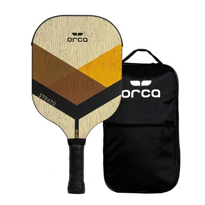 MD Sports Orca Strato Nomex Pickleball Paddle wtih Carry Bag