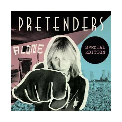 Pretenders - Alone (CD) - image 1 of 1