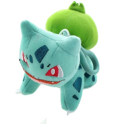 Tomy Pokemon 3 Inch Plush Clip On - Bulbasaur