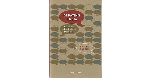 Debating India (Hardcover) - image 1 of 1