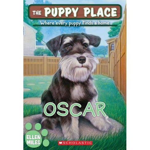 Oscar - (Puppy Place) by  Ellen Miles (Paperback) - image 1 of 1