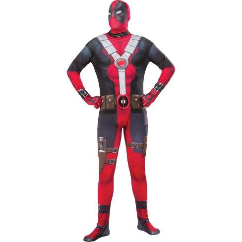 Men's Marvel Deadpool Halloween Costume XL - image 1 of 1