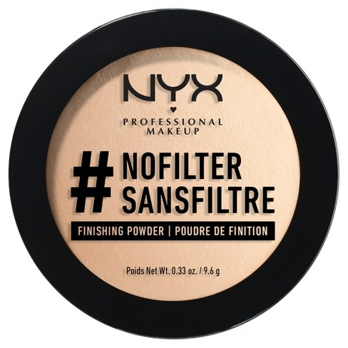 NYX Professional Makeup Nofilter Finishing Powder - image 1 of 3