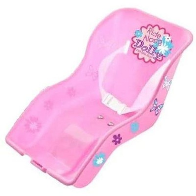 Ride Along Dolly Bike Seat for American Girl Doll, Pink