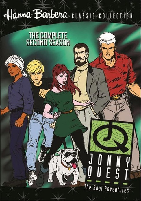 Jonny quest:Real adventures ssn 2 (DVD) - image 1 of 1