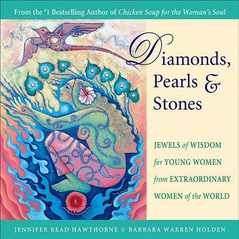 Diamonds, Pearls & Stones - by  Jennifer Read Hawthorne (Paperback) - image 1 of 1