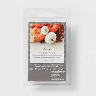Pumpkin Spice Wax Melts - Threshold™